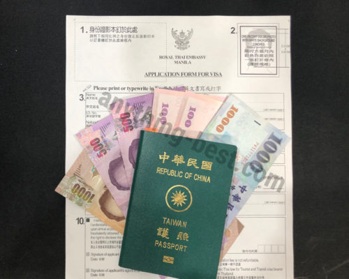 【i旅行】2019最新泰國5種親自申辦泰簽教學攻略