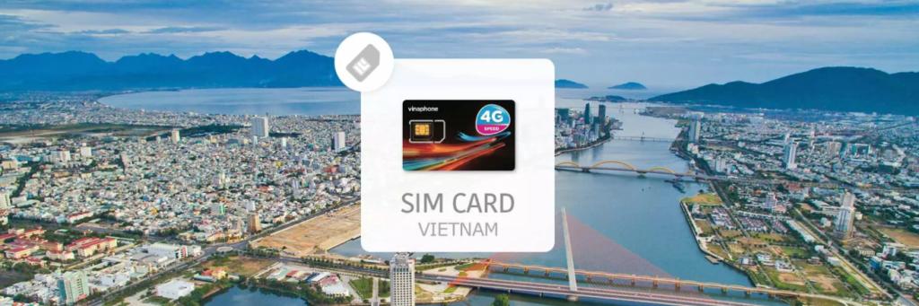 越南4G上網sim卡