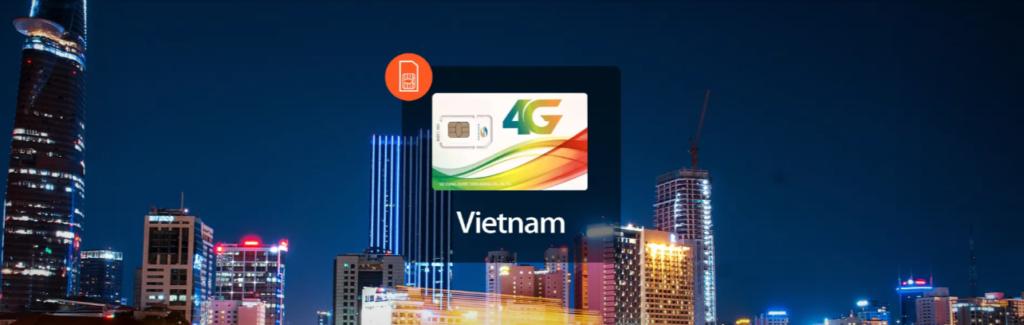 越南4G上網卡