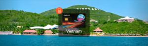 越南3G / 4G上網SIM卡