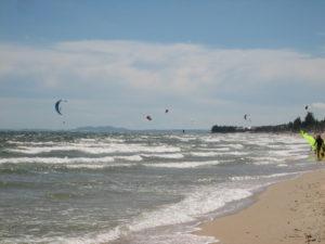 美奈風箏衝浪聖地
