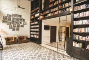 壁龕圖書館飯店 (The Alcove Library Hotel)