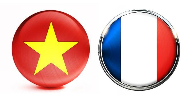 越南&法國