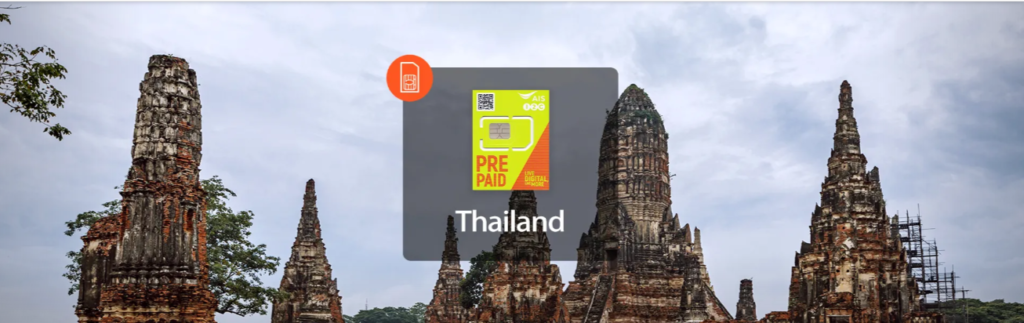泰國4G上網SIM卡