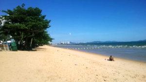 中天海灘 (Jomtien Beach)
