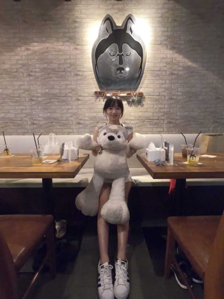 TrueLove Cafe哈士奇咖啡廳