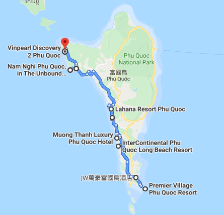富國島住宿推薦